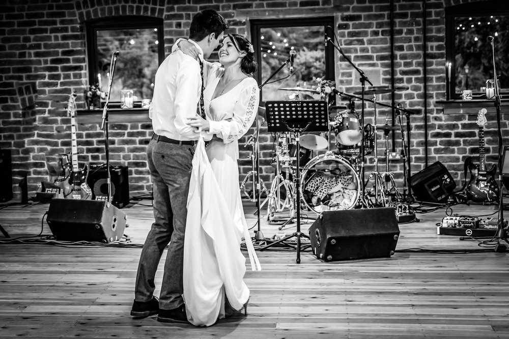 Derby wedding venues with space for a band