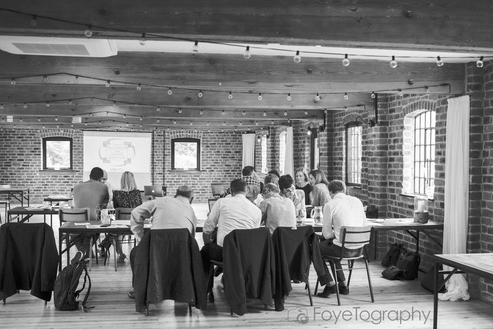 Corporate hire venues in Derbyshire