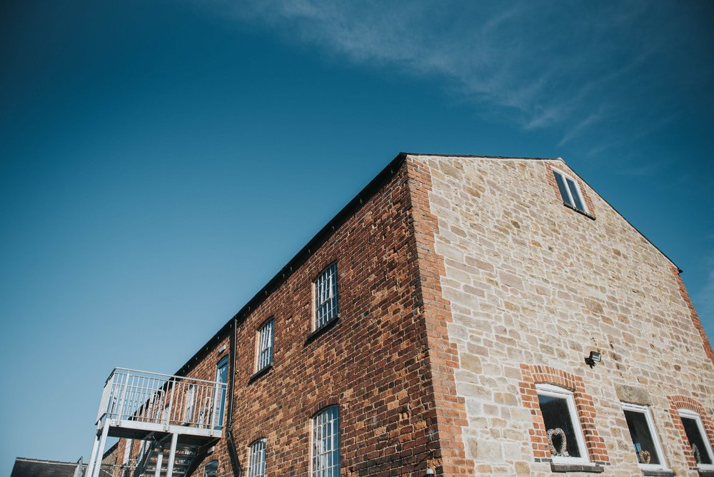 Industrial Styled Wedding Venue Derbyshire