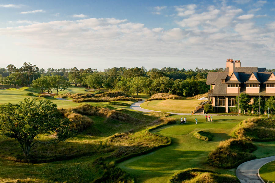Low Country Golf Excursion