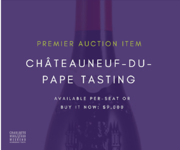 2007 CDP Tasting Experience
