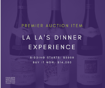LaLa's Dinner Experience
