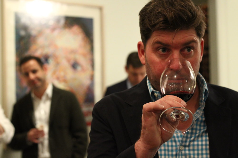 Orin Swift  winemaker Dave Phinney.