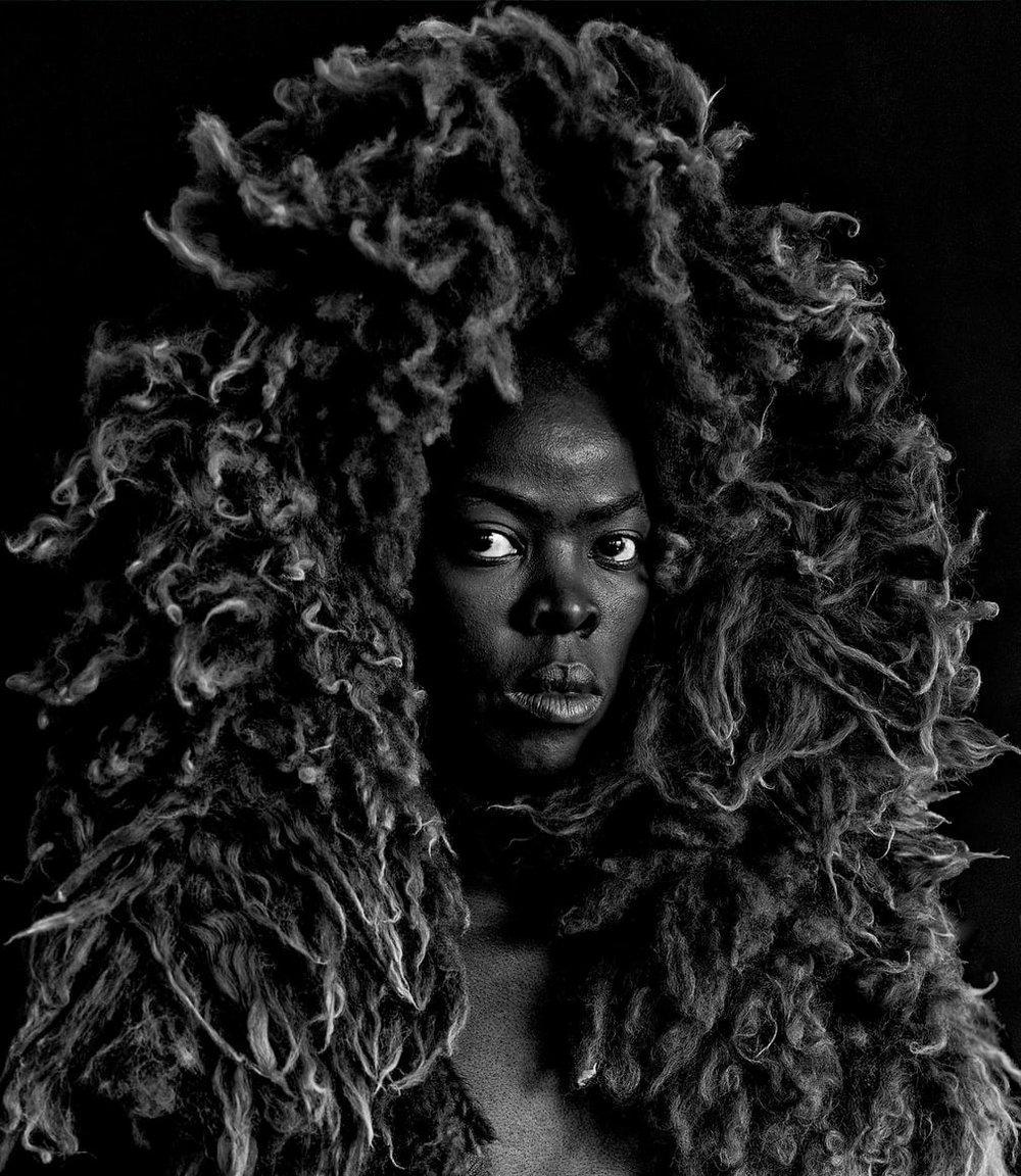 Zanele Muholi  -  Somnyama Ngonyama II, Oslo,  2015