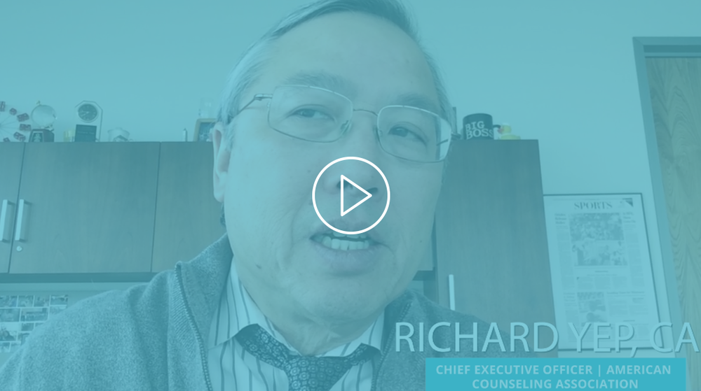 Richard Yep, CAE, CEO, American Counseling Association talks about the digital transformation of ACA. Join Richard and the entire digitalNow association leadership community at digitalNow 2018, May 7 - 9, in the great city of Austin, Texas.