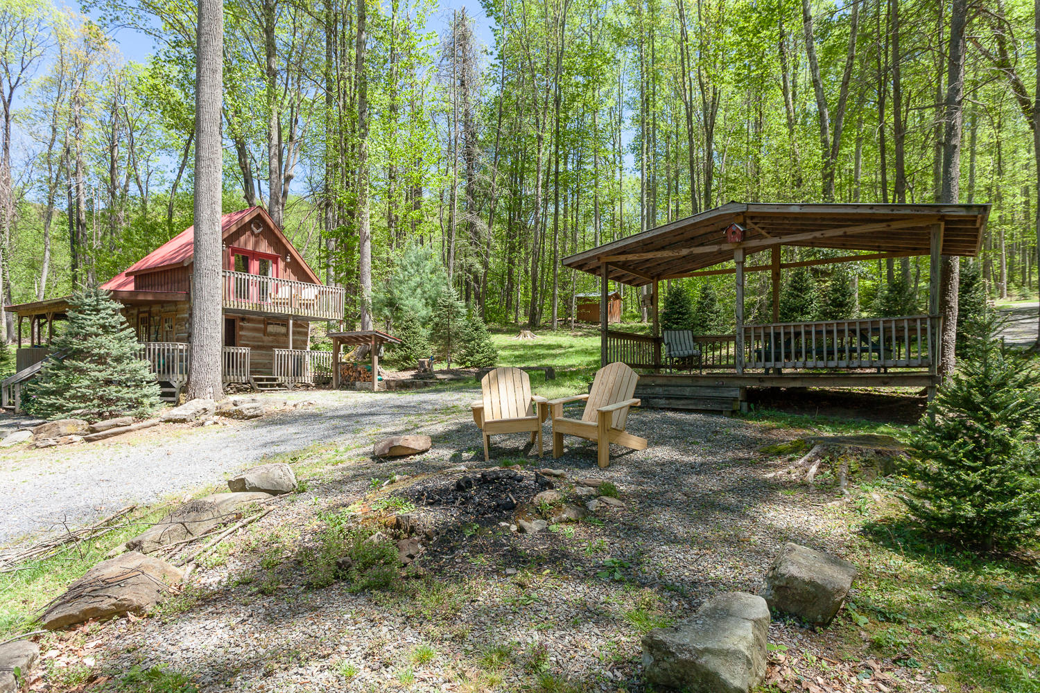 cabin pin carolina lakefront mountain rent nc for and vacation rentals cabins north