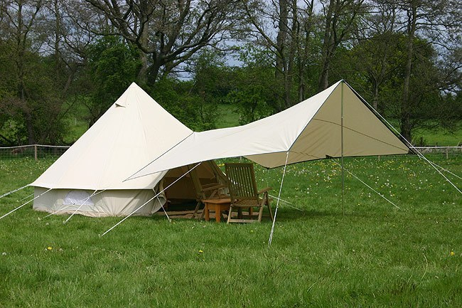 You wonu0027t believe how wonderful Bell tents are and the delightful tea light chandeliers create a beautiful atmosphere whilst warming the tent as well! & Bell Tents u2014 Outdoors@Hay