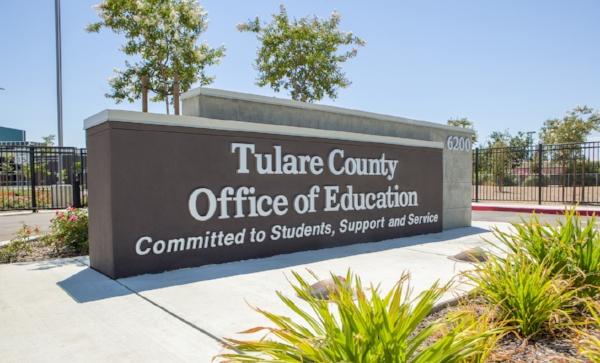 Tulare County in California