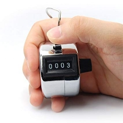 A golf clicker for keeping score