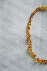 Healing Hazel Teething Necklace