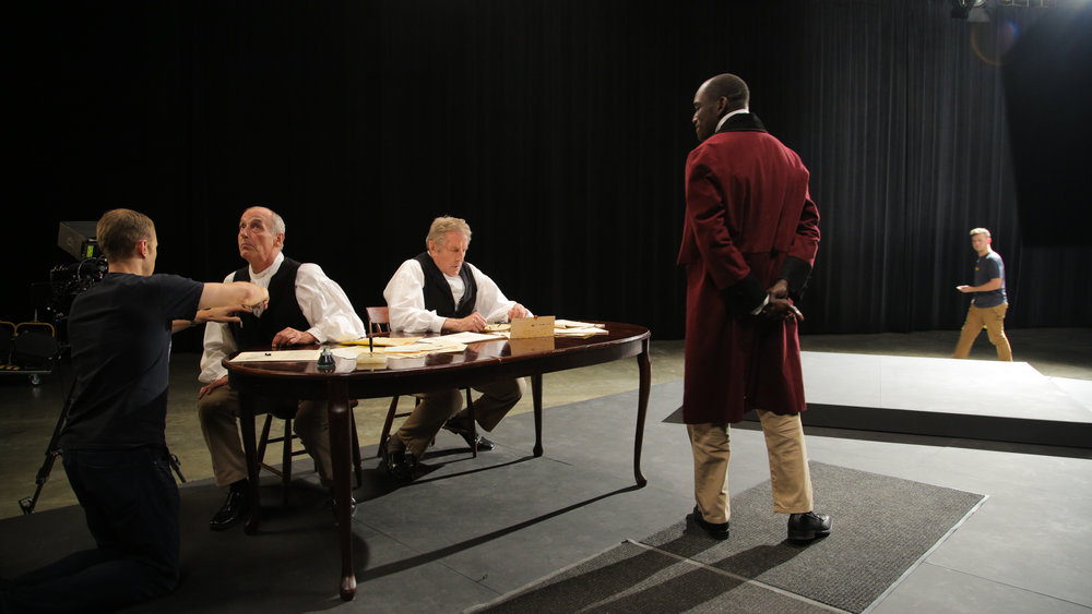 Jefferson deliberates with his lawyers.jpg
