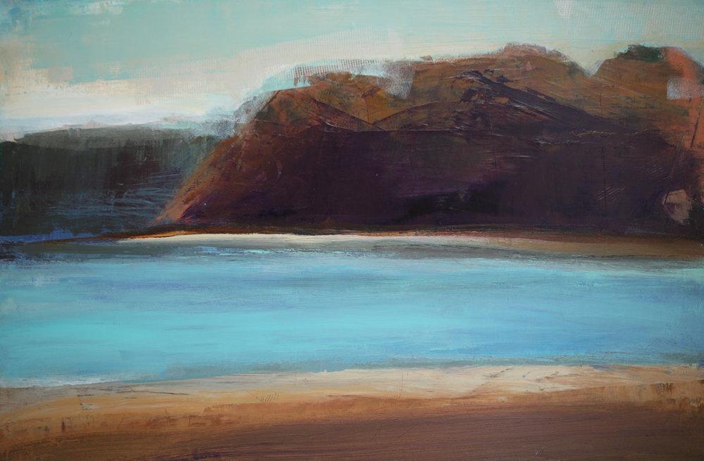 Aqua Bay by Peter Colbert