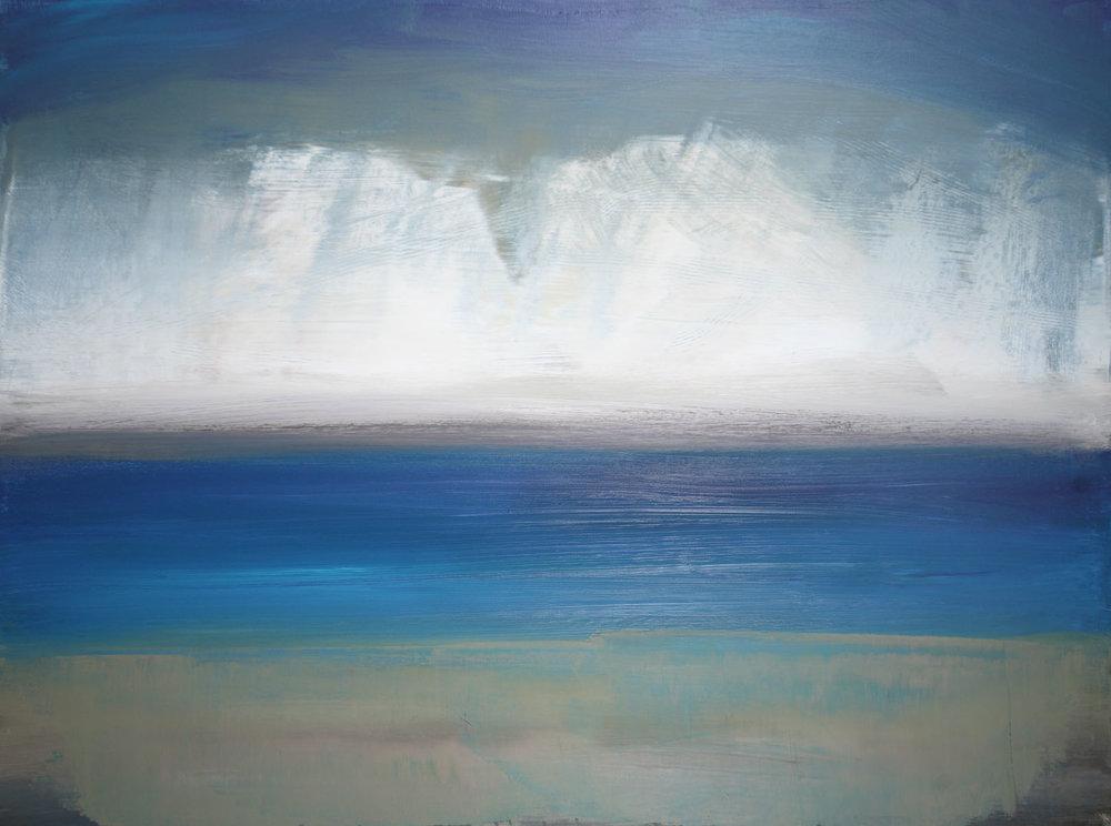 Georgian Beach by Peter Colbert