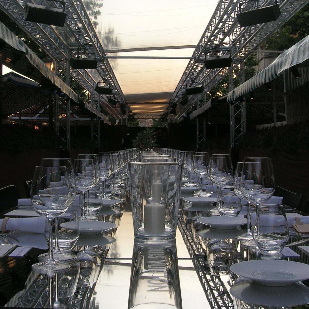 Louis Vuitton - 100 ans - Inaugurations - Nice - Cannes - St Tropez