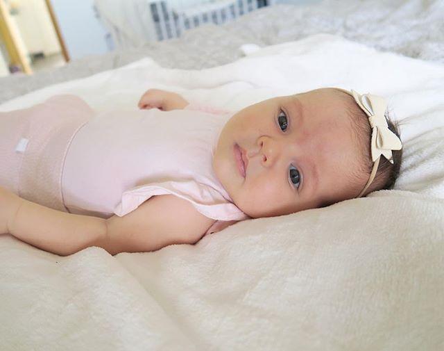 8 weeks old Evie Girl 💕 #SoInLoveWithYou #EveAurora #8Weeks