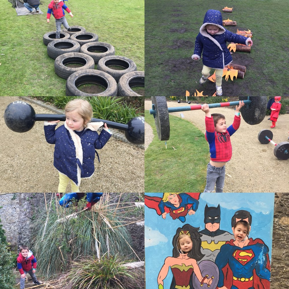 Malahide Castle always has great events for kids