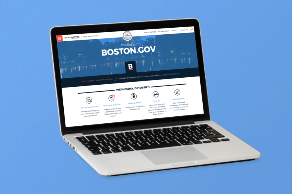 Boston.Gov — Keat Teoh
