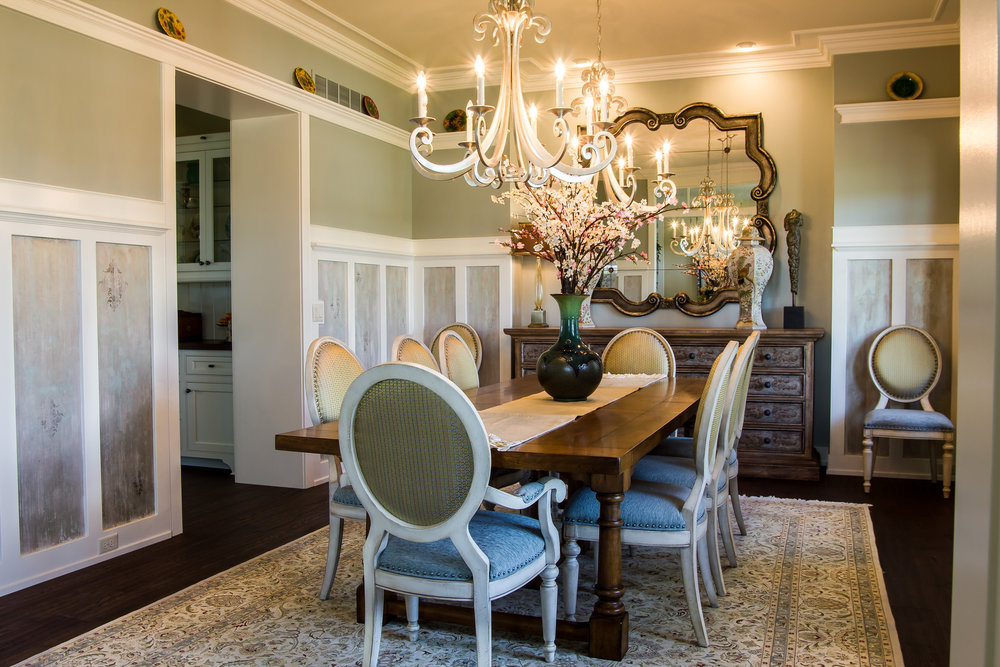 LO Interiors, Victorian Home