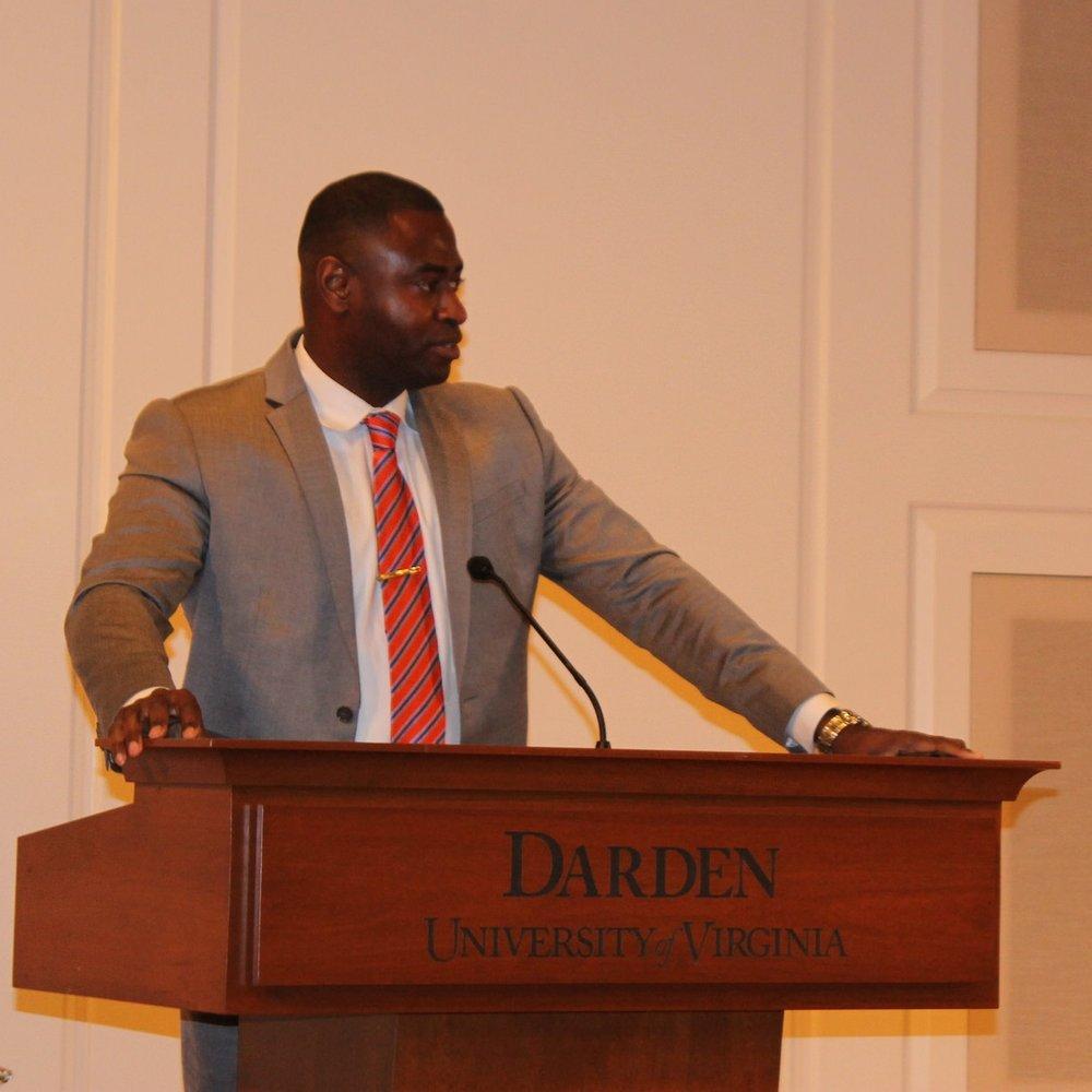 Kofi Annan - Speaking at the VAPLP Cohort 5 Graduation