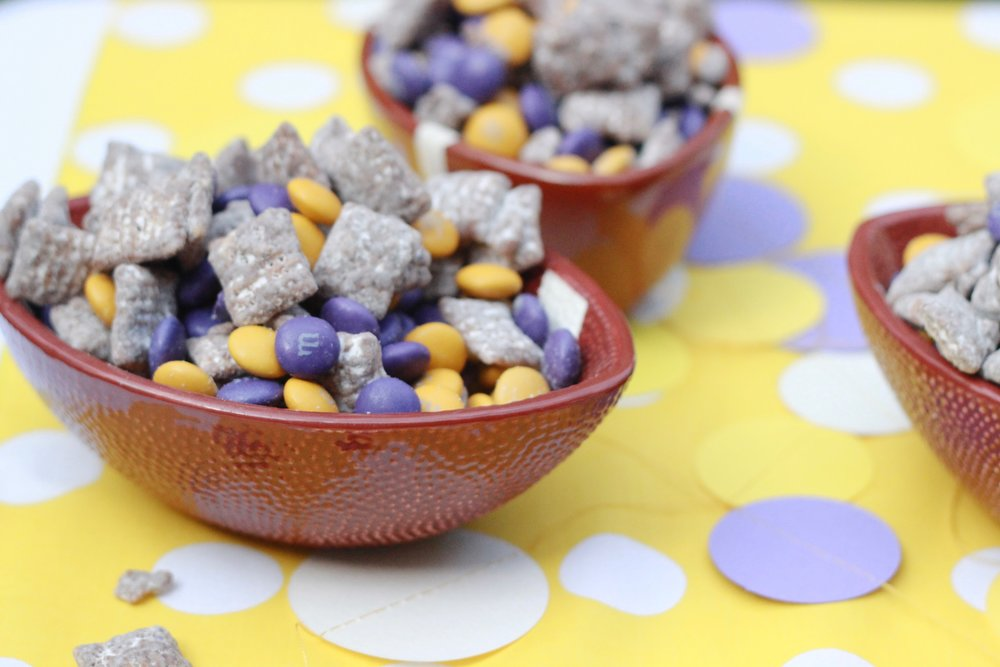 LSU Muddy Buddies