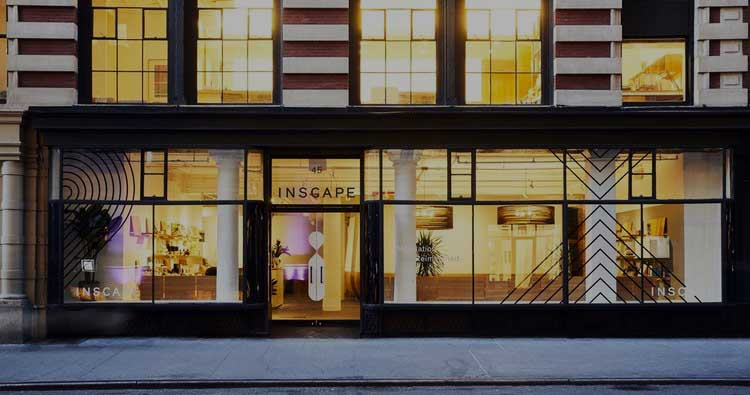 The Studio - The INSCAPE Studio is located at 45 West 21st Street in Manhattan's Chelsea neighborhood.