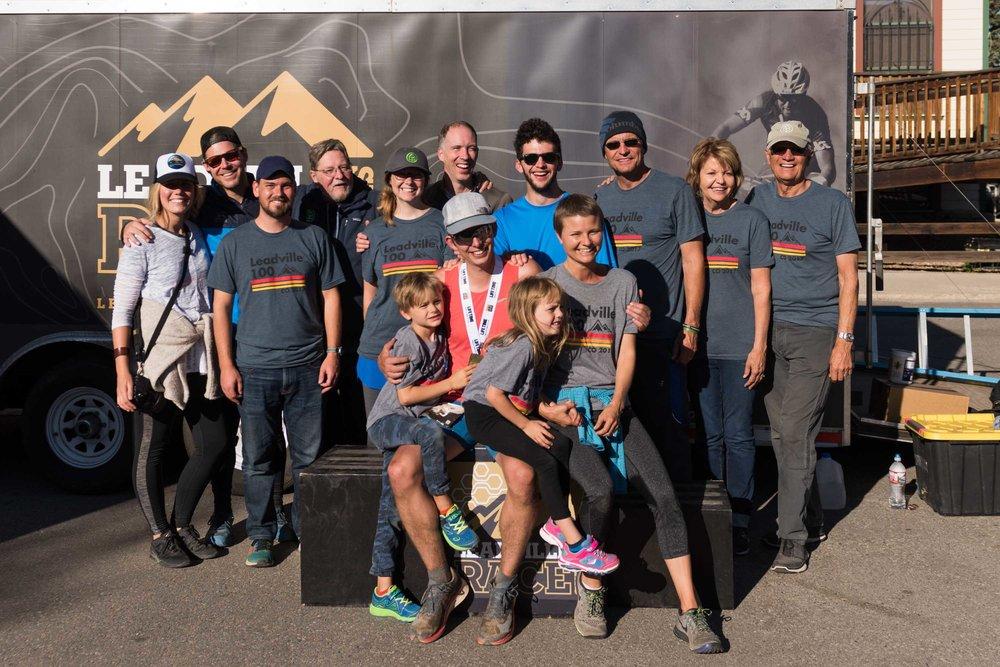 The crew | #TEAMJB100