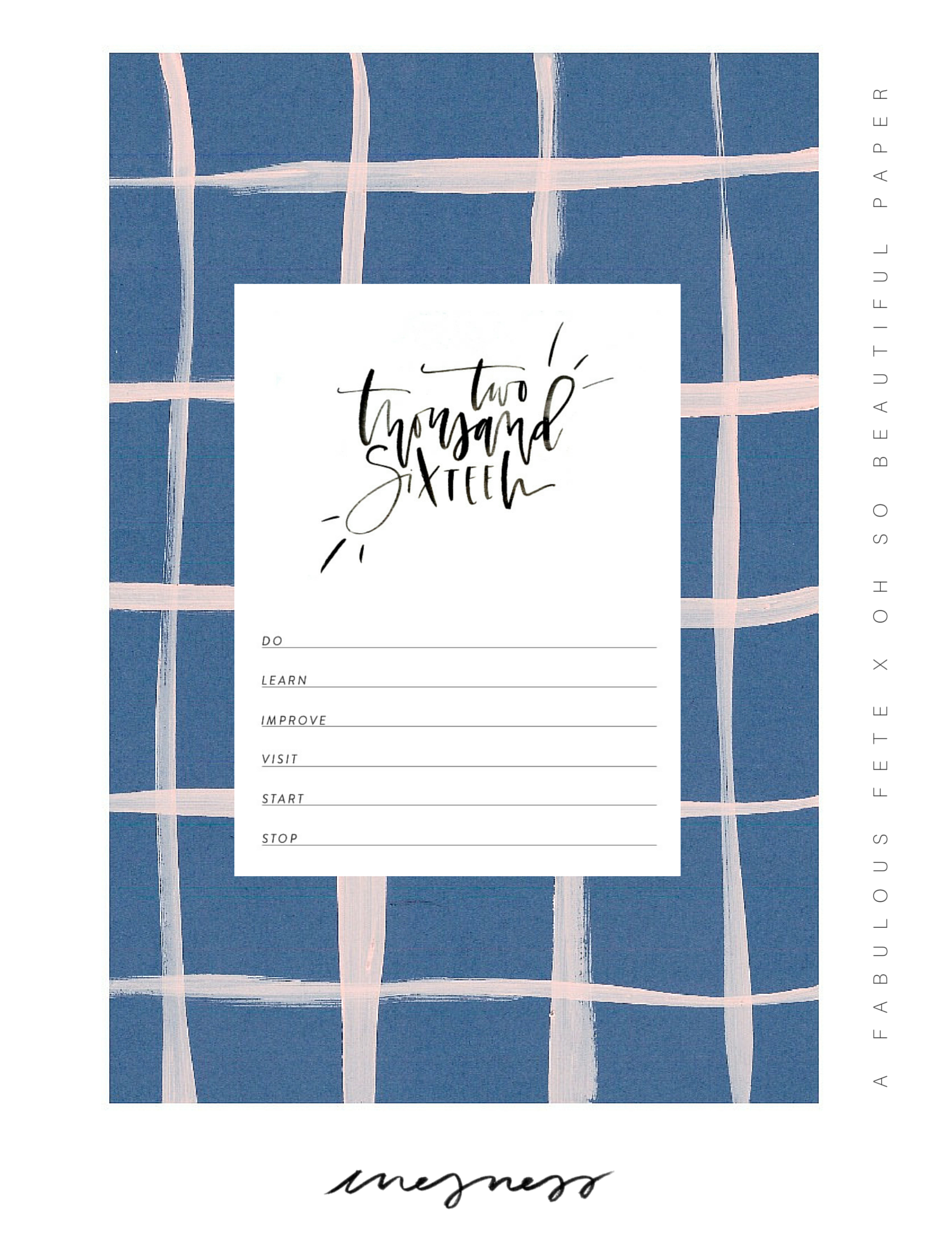7 Free Printables To GET.STUFF.DONE! | inesness