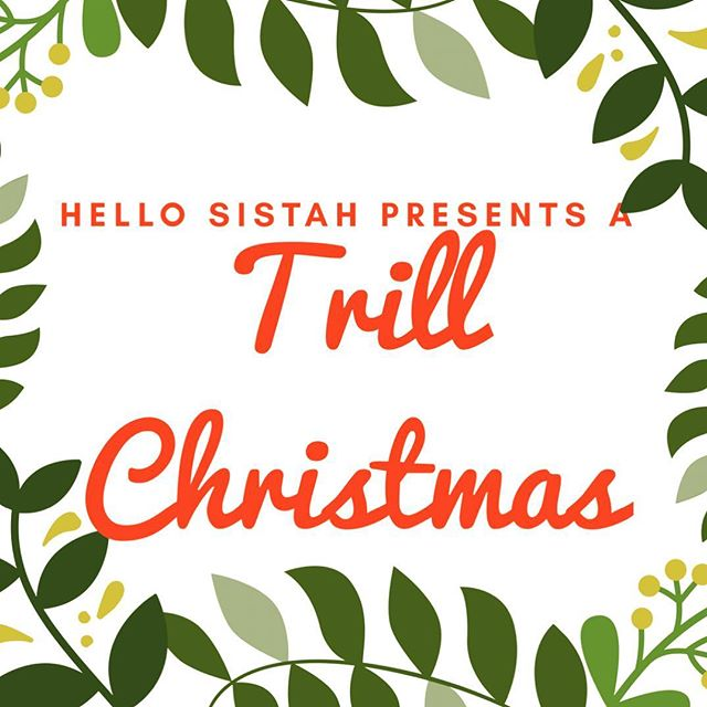 You had to know we would save the best for last🤷🏾‍♀️. In honor of the holiday season we have a very special holiday treat!!! . Look out for the season's final episode of Hello Sistah, ' A Trill Christmas'  featuring Lil'Flip (@lilflip713) and our Fenty beauty contest winner @miss_katrina_les . Don't miss it! Subscribe to us on iTunes and google play, and follow @hellosistah for updates,contest giveaways and more! .  We will be back on air starting January 6th, with a @itsbritthebrain takeover episode!!! . #unavailable #nophone #podcast #listen #tunein #music #hiphop #interview #talkradio #likeforlike #followforfollow #betheartandtheartist #podcast #blogger #blog #blogging #itunes #googleplay #writer #writingcommunity #writersofinstagram