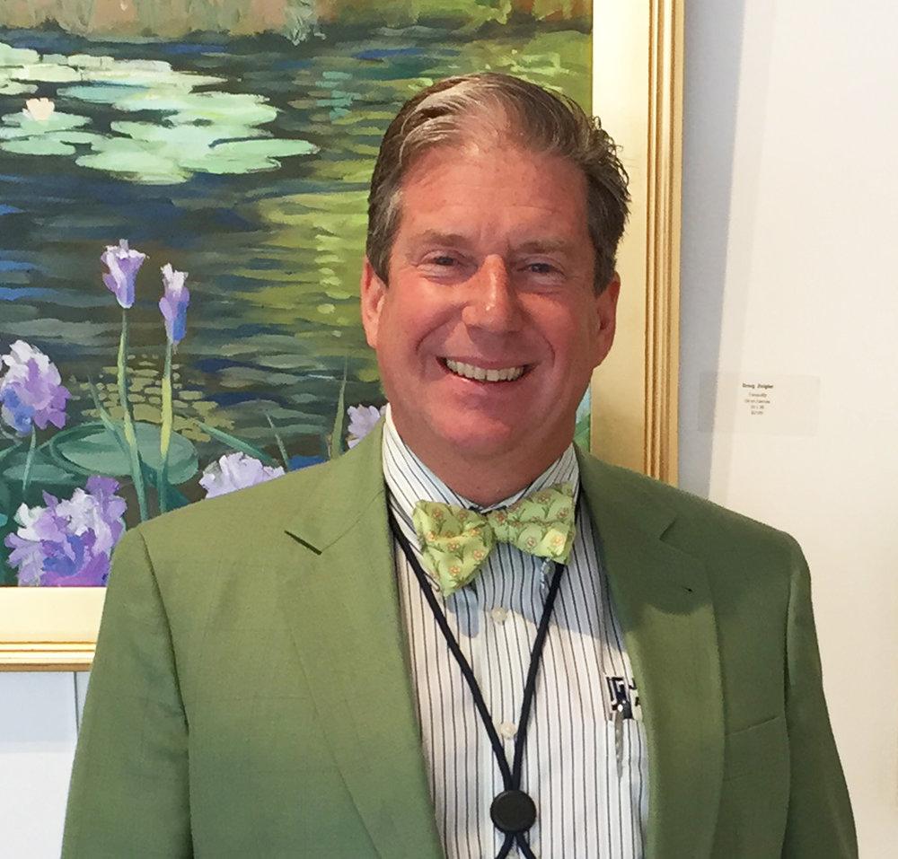 Hugh Joyce, president of James River Air Conditioning