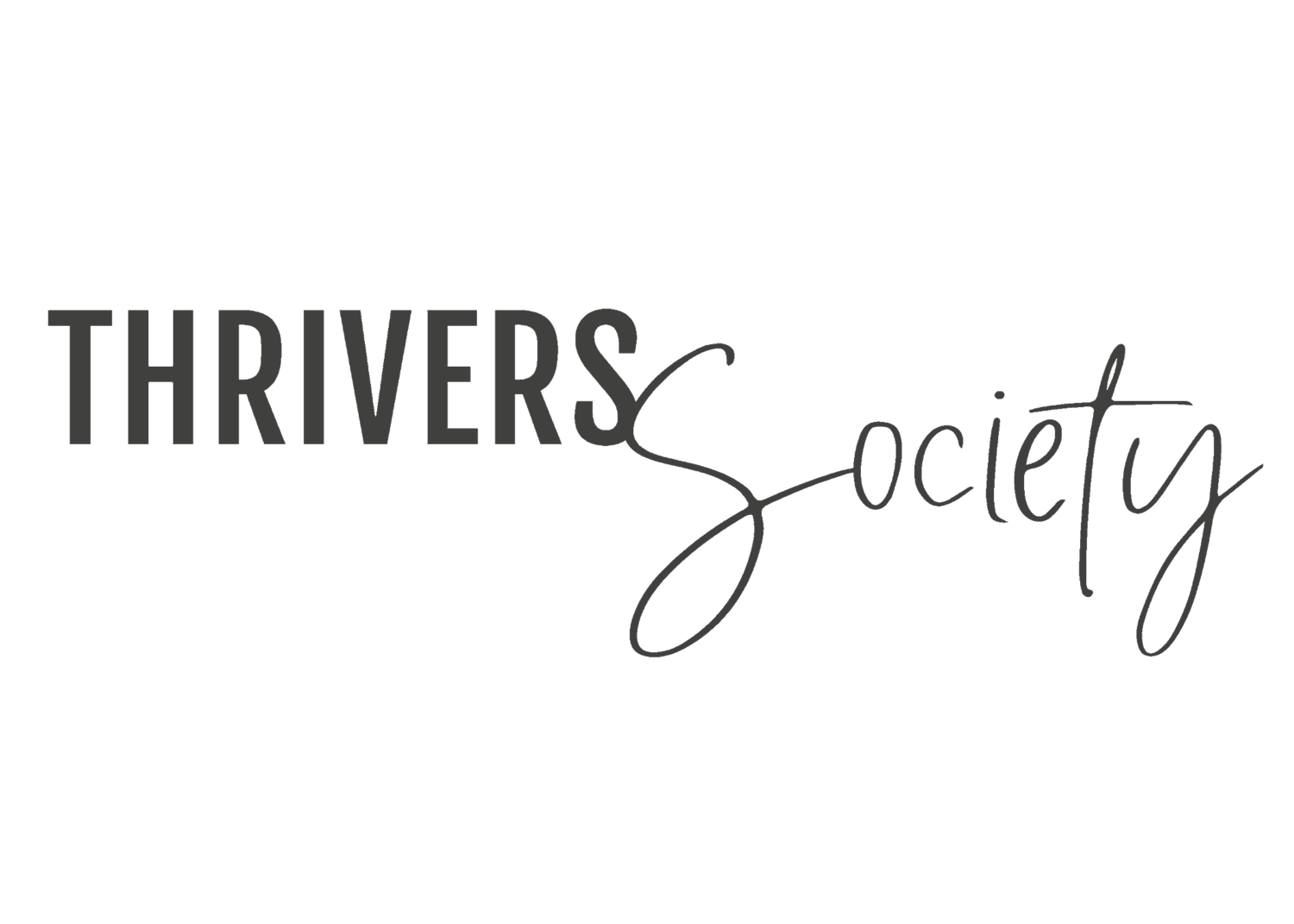 Thrivers Society