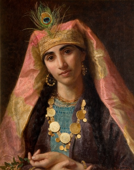 Sophie Gengembre Anderson  Scheherazade courtesy Wikimedia Commons
