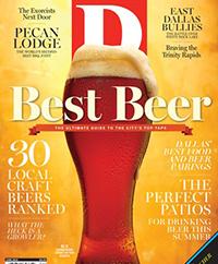 Originally published in  D Magazine, June 2014