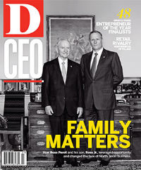 Originally published in  D CEO, July-August 2013