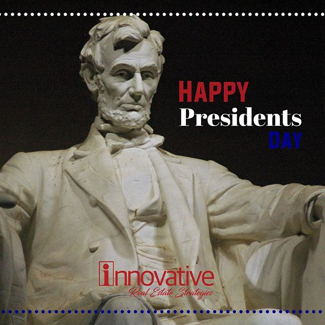 Wishing you a Happy Presidents Day!