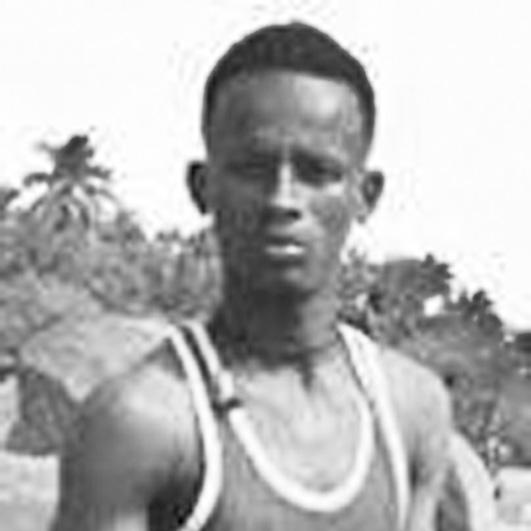 - Amoudoubailo Diallo, 20 år.