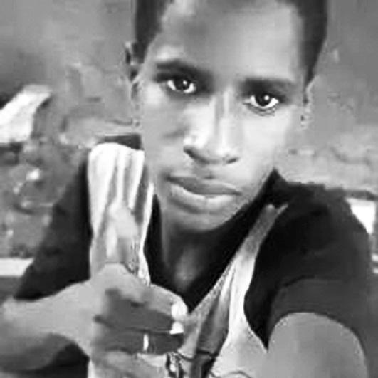 - Amoudou Taibou Diallo, 16 år.