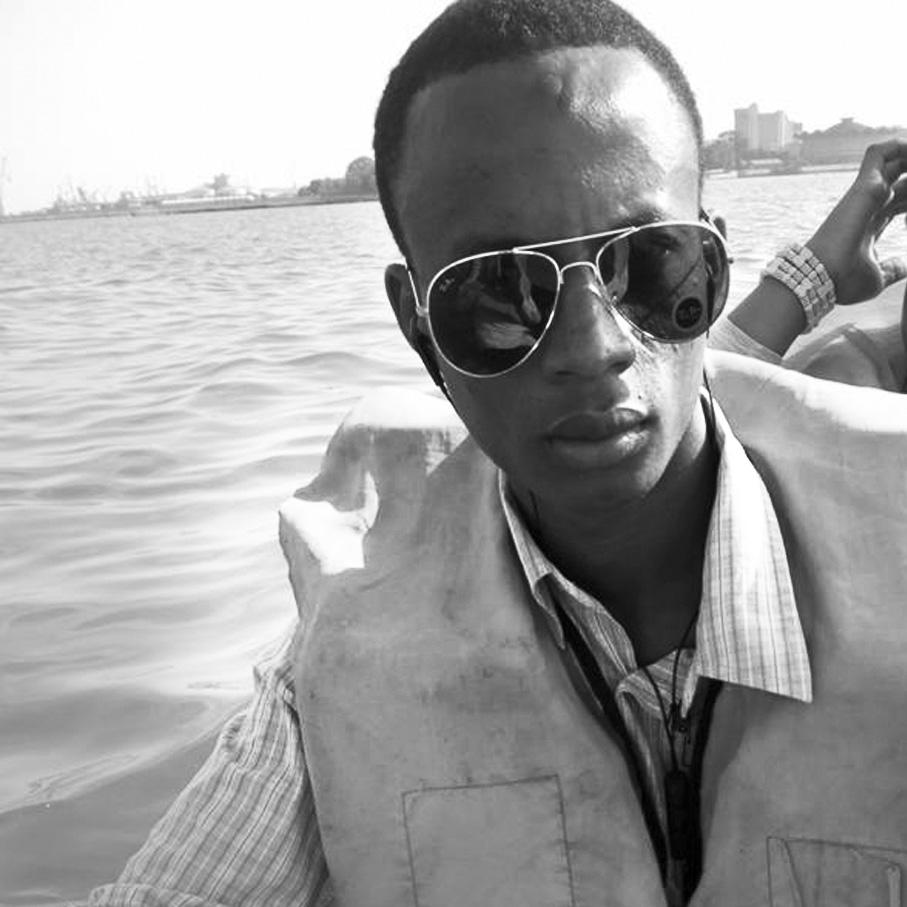 - Alpha Oumar Diallo,19 år.