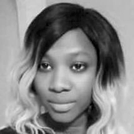 - Oumou Belle Bah,16 år.