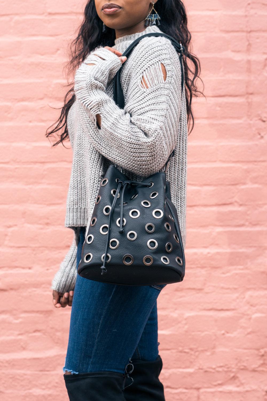 Studded bag, Violet Boutique.jpg