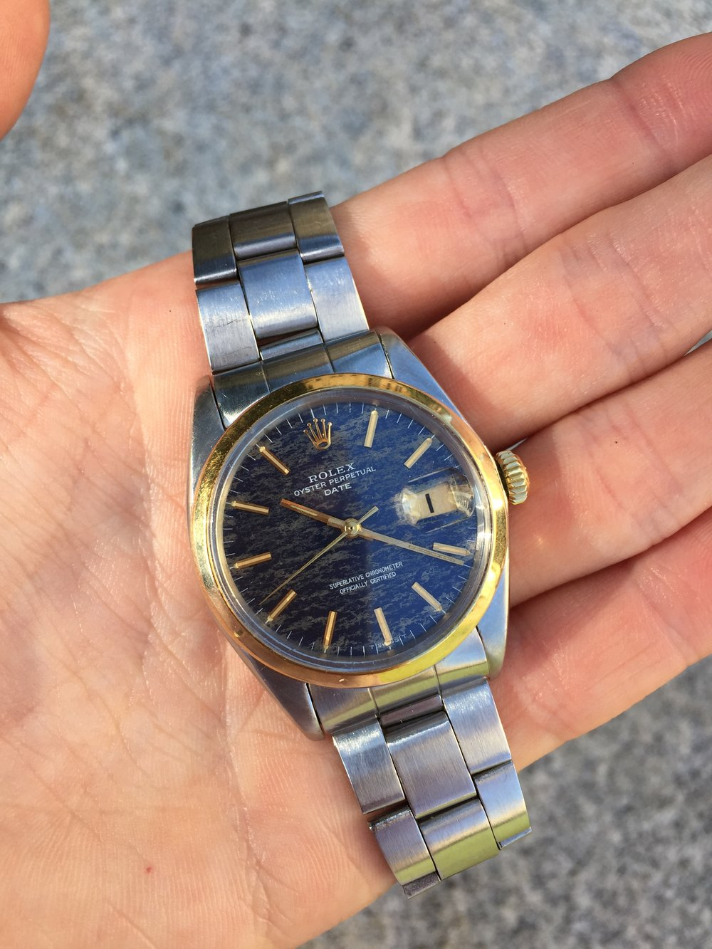 Rolex Date 1500 For Sale