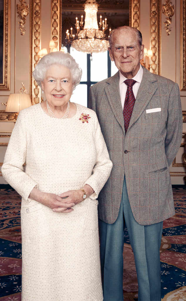 2017 marks the 70th Wedding Anniversary of Britain's Queen Elizabeth and Prince Philip.