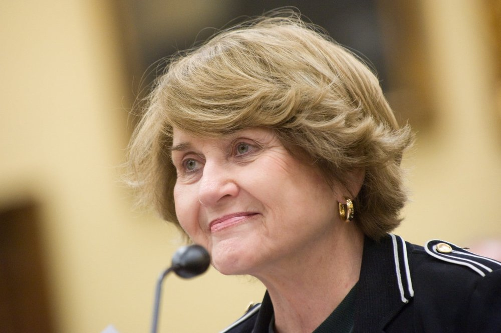 2010 photo of Congresswoman Slaughter ((Sarah L. Voisin/The Washington Post)