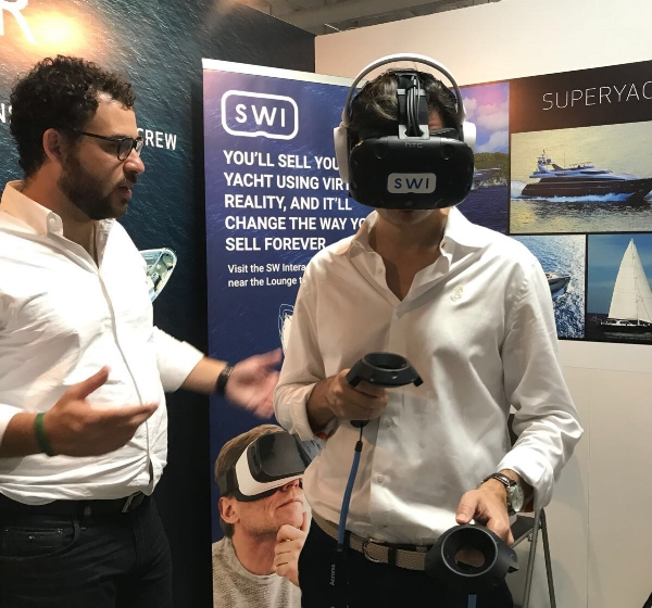 Phuket Rendezvous Virtual Reality Yacht