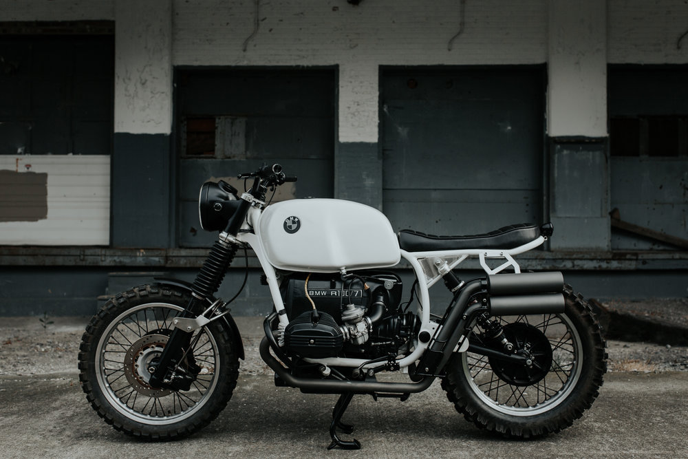#08 - The Moon  Buggy     1978 BMW R100/7