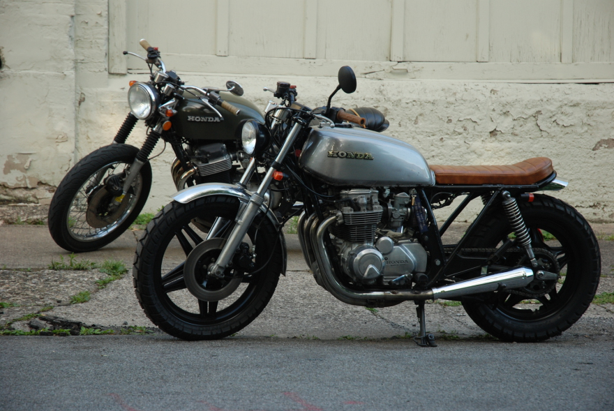 #03 - Icarus II     1979 Honda CB650