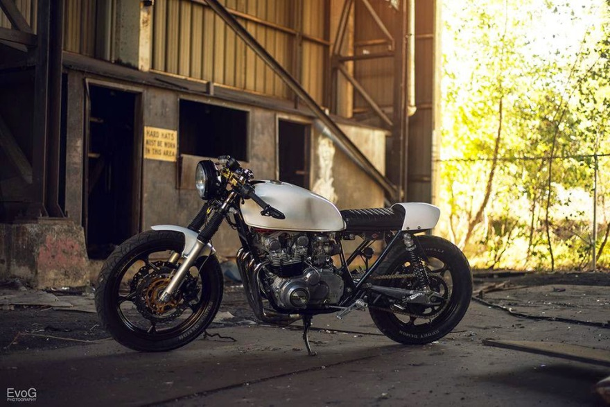 #01 - Interstellar     1982 Suzuki GS550