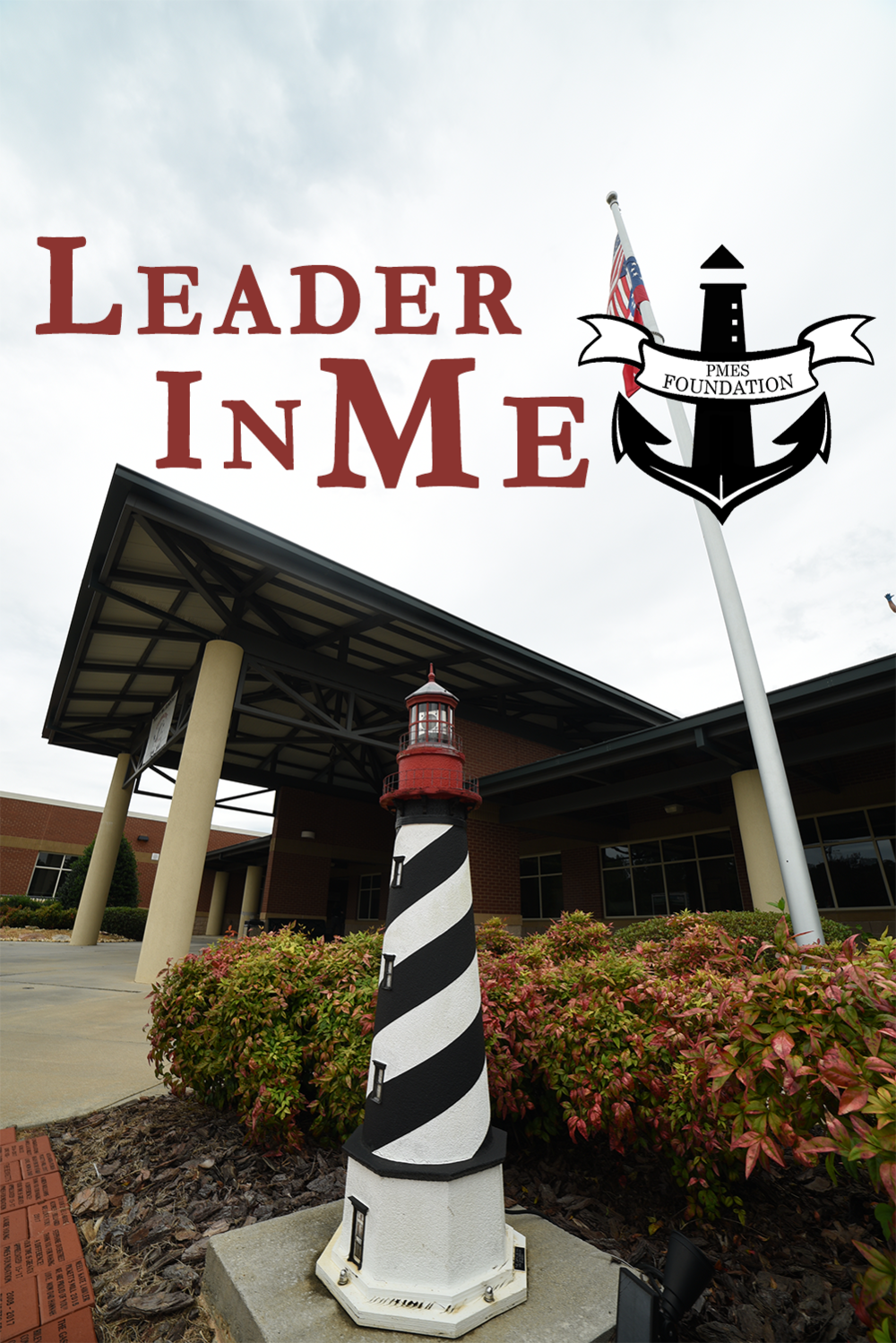 Proud Lighthouse School Recipient Since 2013 - Pickett's Mill Elementary School subscribes to the Leader in Me 7 Habits program to use as its learning and discipline model.  This derives from Stephen Covey's book 7 Habits of Highly Effective People that first introduces the concept of paradigm shift and helps people understand that different perspectives exist, i.e. that two people can see the same thing and yet differ with each other. The PMES Foundation has been providing this valuable character building curriculum to all students since 2009. In February 2013, Pickett's Mill became the first school in Cobb County to achieve
