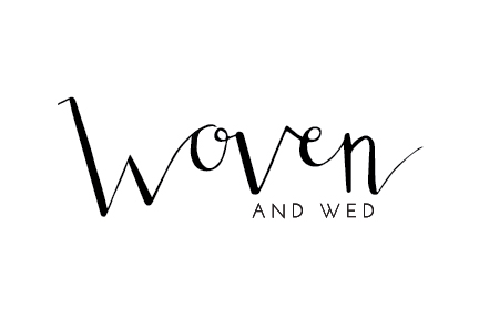 Woven + Wed