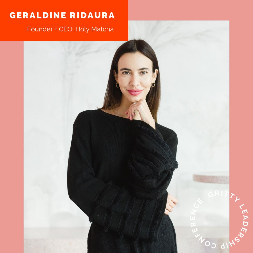 Geraldine Ridaura