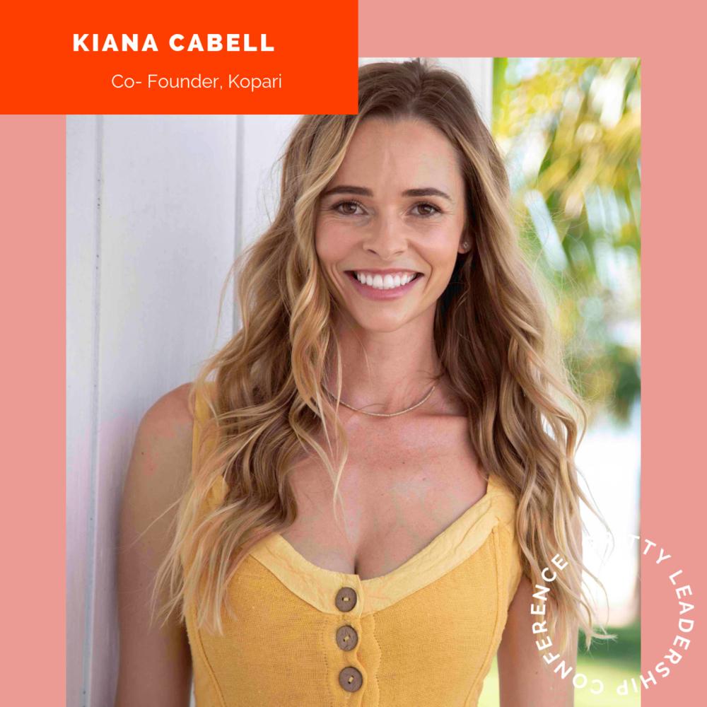 Kiana Cabell